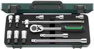 "Stahlwille Socket set 1/2"" Square, No 54/8/4, Weight g 3833 273,82 EUR202,49 EUR incl. VAT.,  +  shipping"