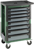 Stahlwille Tool trolleys, No 97H/8KM, No 97H/8KM A, Colour Charcoal ... 1500,59 EUR1109,68 EUR incl. VAT.,  +  shipping