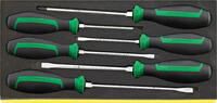 Stahlwille DRALL+ set of screwdrivers 6 pcs. in TCS inlay, No TCS 46... 86,44 EUR incl. VAT.,  +  shipping