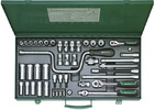 "Stahlwille Socket set 3/8"" Square, No 45a/33/13, Weight g 6540 1176,91 EUR799,00 EUR incl. VAT.,  +  shipping"