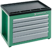 Stahlwille Tool boxes, No 94N, No 94NR, Colour Red, RAL 3020 763,98 EUR518,00 EUR incl. VAT.,  +  shipping