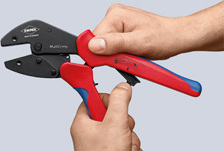 KNIPEX KNIPEX MultiCrimp® crimping pliers with changer magazine and 3 crimping dies 250 mm, No 973302H15D0.jpg