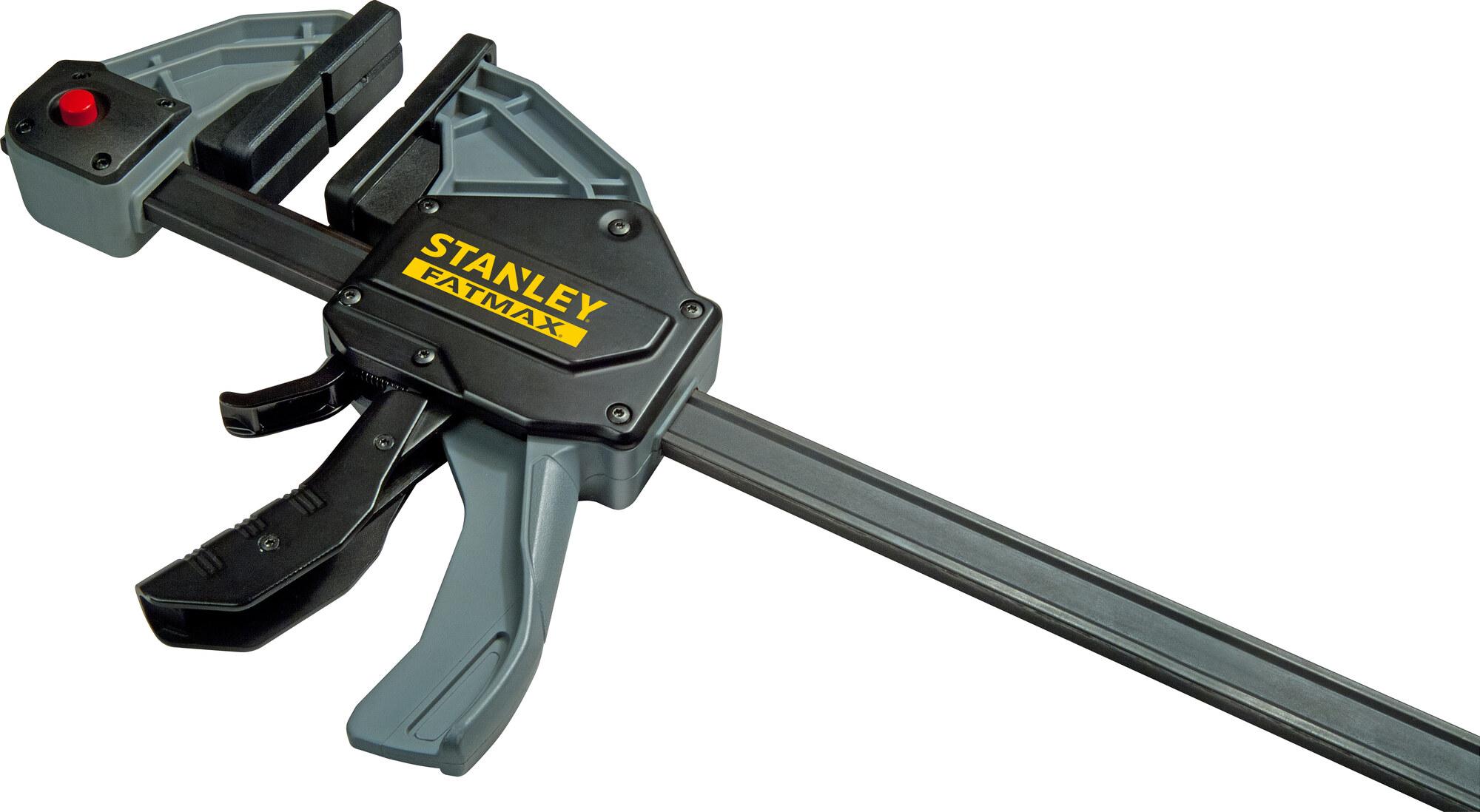 stanley einhandzwinge fatmax xl, 150mm, 270kg stanley - shop bis 36