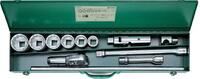 Stahlwille 25 mm (1') Socket set 12-pcs.   1,381.27 US$759.70 US$ incl. VAT., +  43.39 US$ shipping
