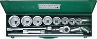 "Stahlwille 60/8/6/882 Socket set 1"" Square   2096.48 US$1781,07 EUR1215.96 US$ 1033,02 EUR incl. VAT., +  130.66 US$ shipping"