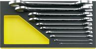 Stahlwille TCS 10/10, 6x7-30x32 mm MF Double open ended spanners 10 ... 122,57 EUR78,44 EUR  Excl. Verzending
