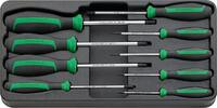 Stahlwille DRALL+ set of screwdrivers No.ES 4656/9 1/3 9-pcs.   139.12 US$89.04 US$ incl. VAT., +  43.98 US$ shipping
