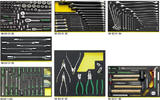 Stahlwille Tool set for Porsche No.1100 TCS 228-pcs.   4,549.39 US$2,502.16 US$ incl. VAT., +  43.79 US$ shipping