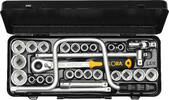 "ELORA Socket Set 1/2"", hexagon, 28-pcs. mm+AF, ELORA-771-LAMU   427,22 EUR286,24 EUR incl. VAT., +  18,40 EUR shipping"