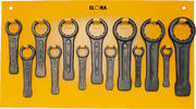 ELORA Ring Slogging Spanner-Set, 13-teilig 30-80 mm, empty Metal Dis... 211,80 EUR135,55 EUR incl. VAT., +  18,40 EUR shipping