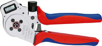 KNIPEX Four-Mandrel Crimping Pliers for turned contacts 250 mm 777,45 EUR637,51 EUR incl. VAT.,  +  shipping