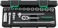 "Stahlwille 45/13/5 Socket set 3/8"" Square   290,54 EUR253.79 £180,13 EUR 157.35 £ incl. VAT., +  16,60 EUR shipping"