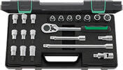 "Stahlwille 50TX/16/5 Socket set TORX® 1/2"" Square 514.45 US$451,01 EUR318.96 US$ 279,63 EUR Tax included +  shipping"