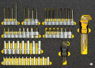 ELORA Module-Socket Set 1/4' and 1/2', ELORA-OMS-52   1,044.39 US$699.75 US$ incl. VAT., +  65.35 US$ shipping
